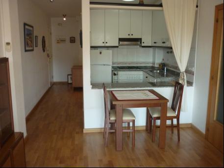 Cocina - Piso en alquiler en Centro en Torredembarra - 16444344