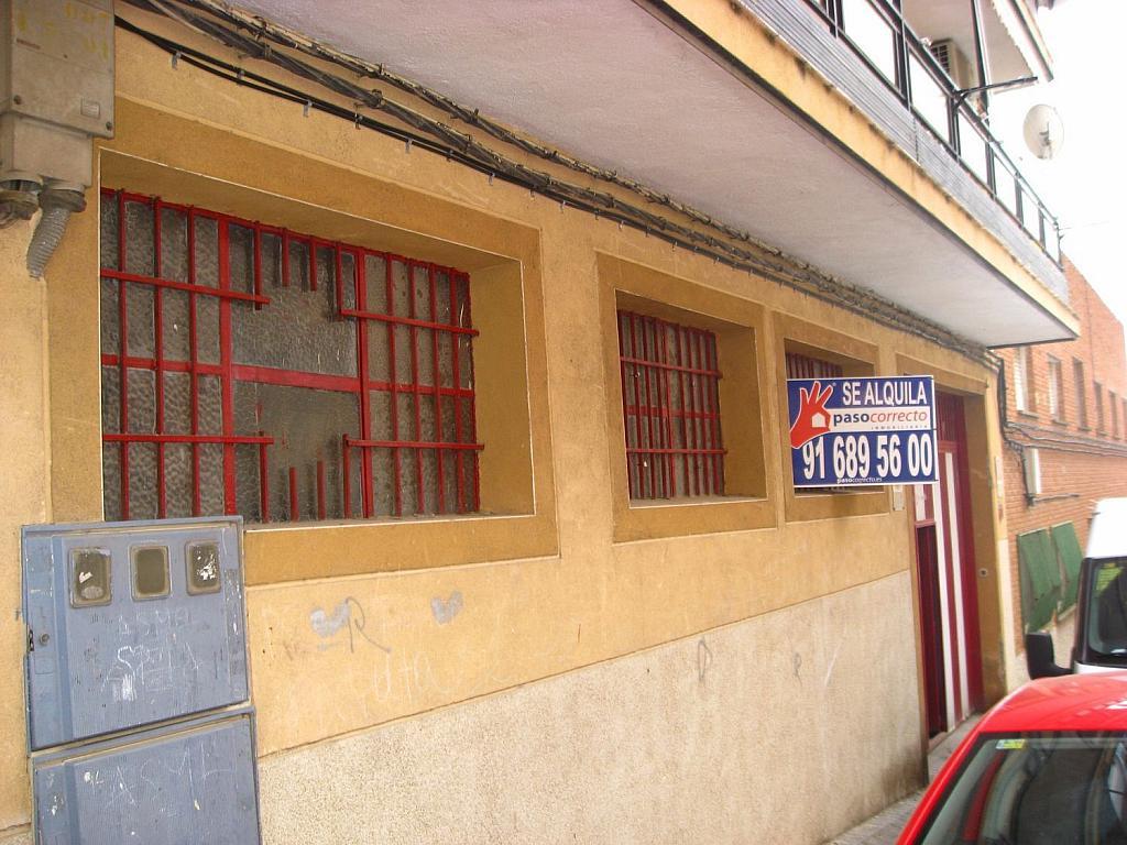 Nave industrial en alquiler en Fortuna en Leganés - 326251833