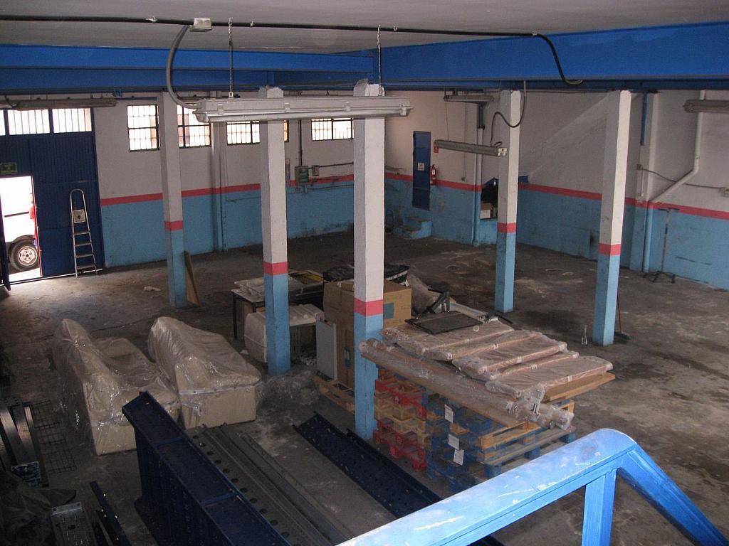 Nave industrial en alquiler en Fortuna en Leganés - 326251836