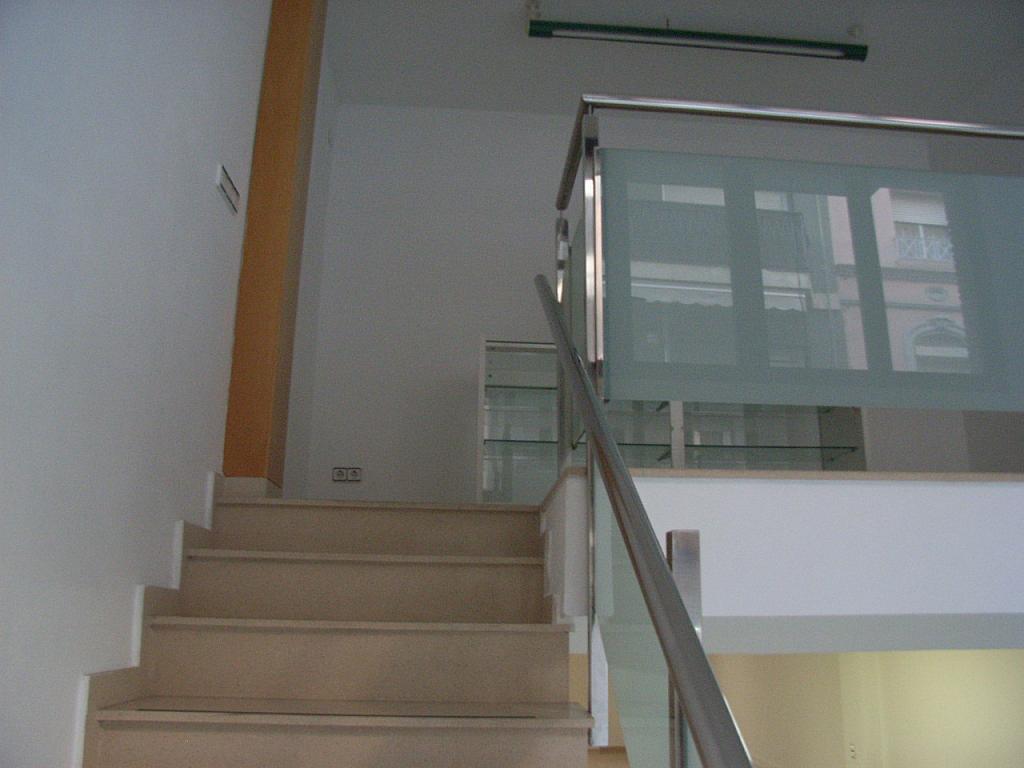 Local en alquiler en calle Pujós, Collblanc en Hospitalet de Llobregat, L´ - 322038723