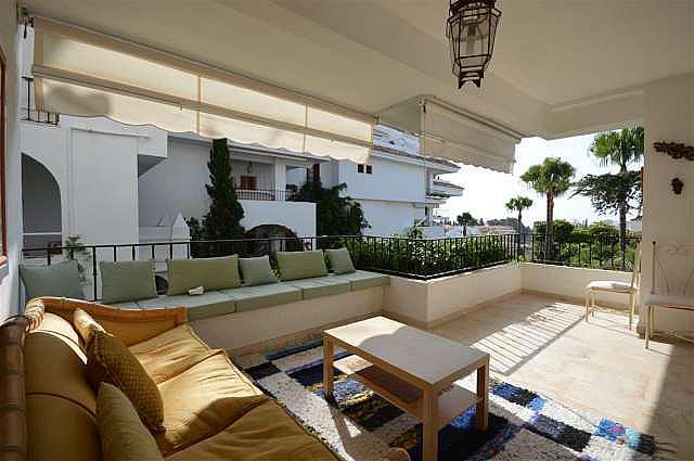 Piso en alquiler en urbanización Señorio de Marbella, Urbanizaciones en Marbella - 266272624