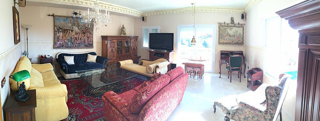 Casa pareada en alquiler en urbanización Bellavista, Divina Pastora en Marbella - 287284012