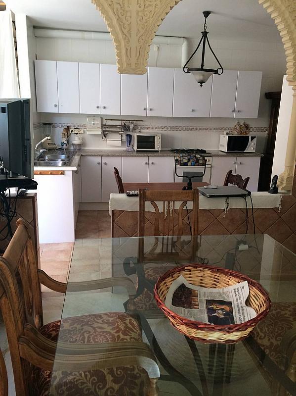 Casa pareada en alquiler en urbanización Bellavista, Divina Pastora en Marbella - 287284034