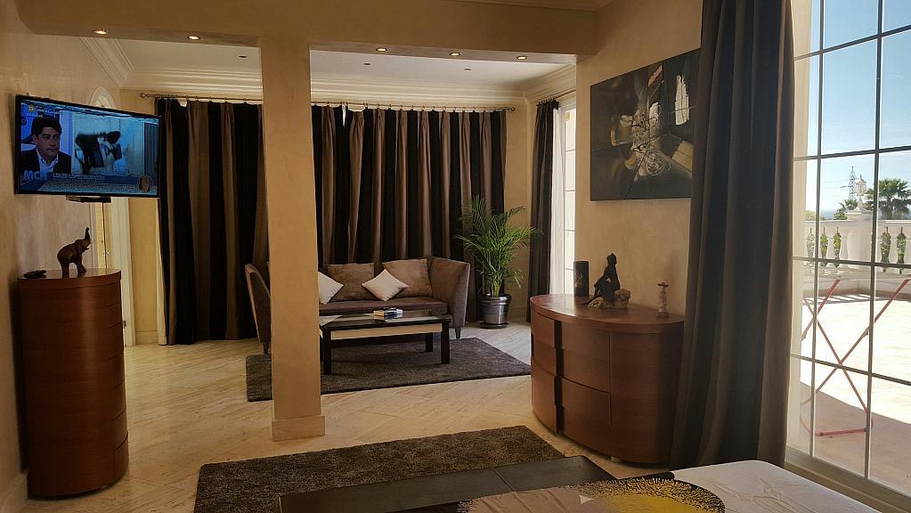 Villa en alquiler de temporada en urbanización Sierra Blanca, Nagüeles Alto en Marbella - 302234010