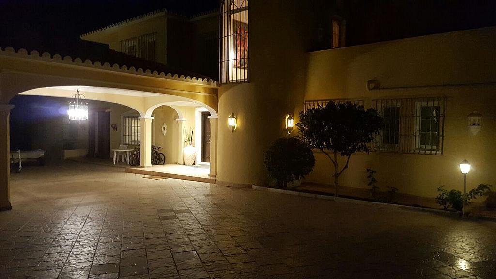 Villa en alquiler de temporada en urbanización Sierra Blanca, Nagüeles Alto en Marbella - 302234199