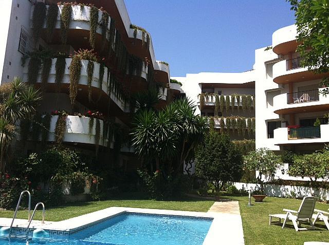 Piso en alquiler en calle Las Acacias, Nueva Andalucía en Marbella - 332011074