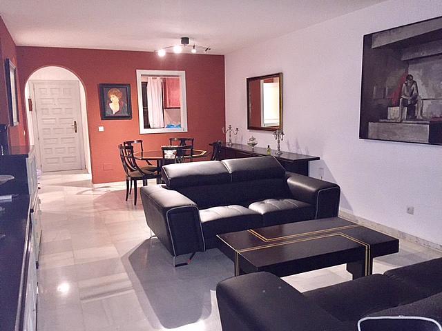 Piso en alquiler en calle Las Acacias, Nueva Andalucía en Marbella - 332011083