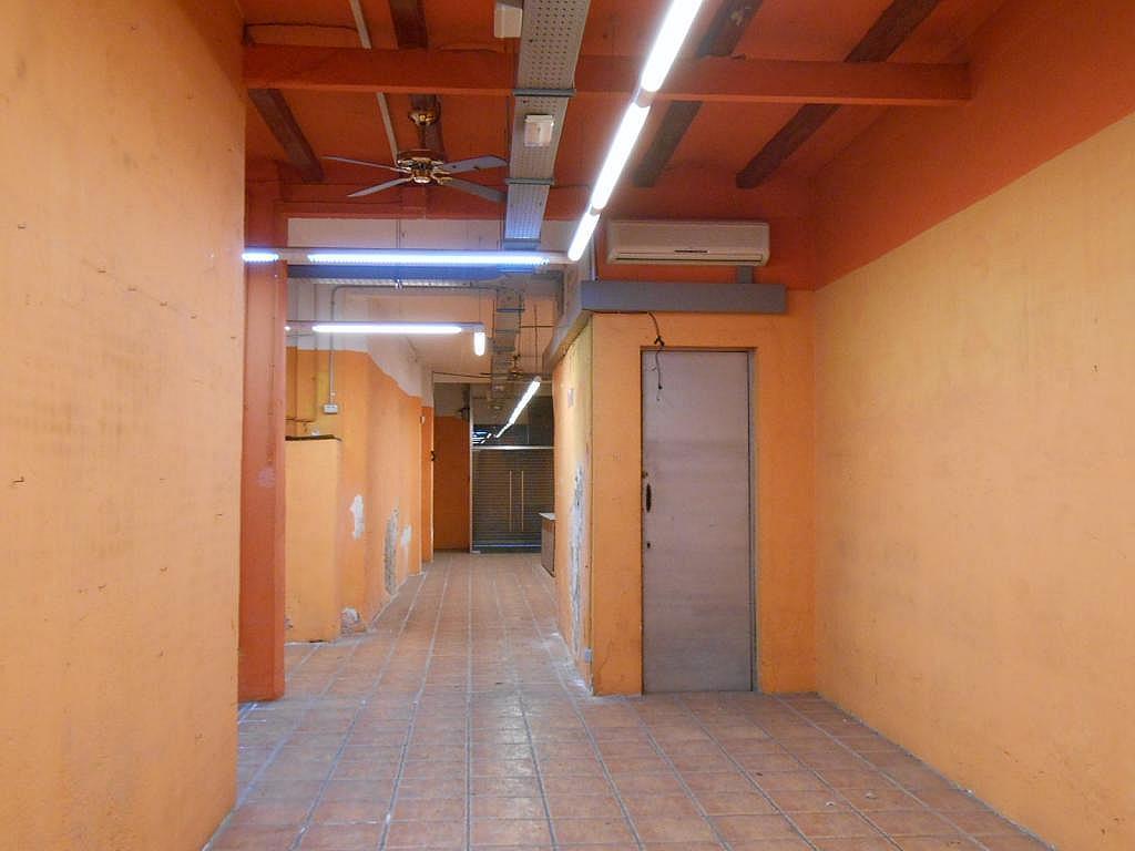 Imagen del inmueble - Local comercial en alquiler en calle Dentença, Eixample en Barcelona - 278703353