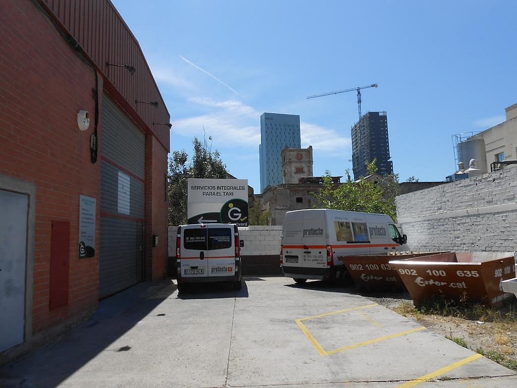 Imagen del inmueble - Local comercial en alquiler en calle Del Perú, Provençals del Poblenou en Barcelona - 296767192