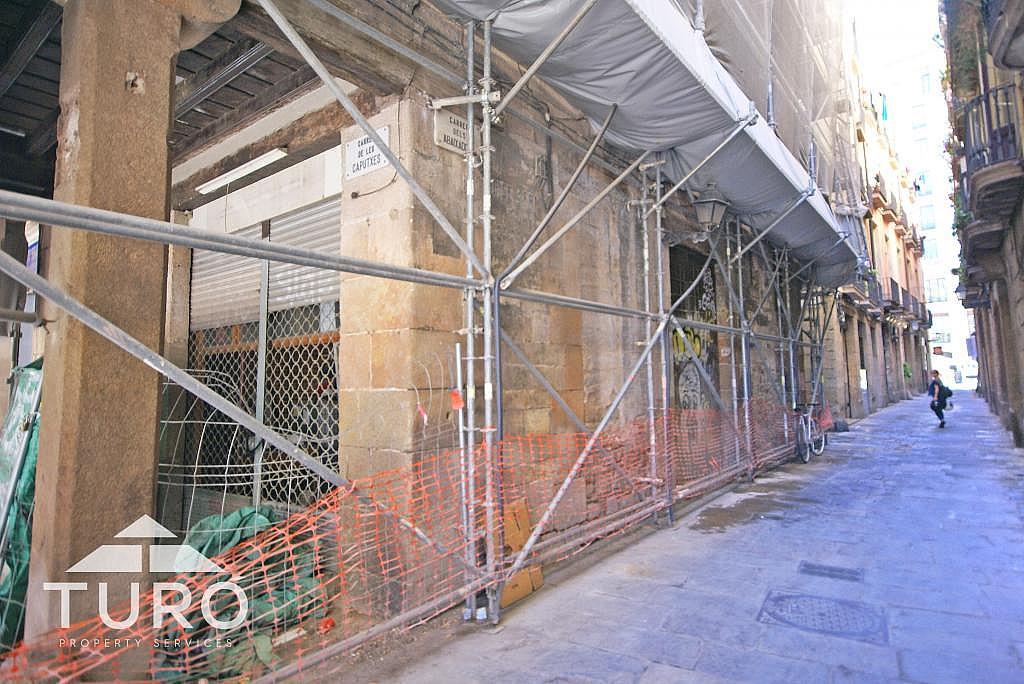 Imagen del inmueble - Local comercial en alquiler en calle De Les Caputxes, Born-Santa Caterina-Sant Pere-La Ribera en Barcelona - 303610176