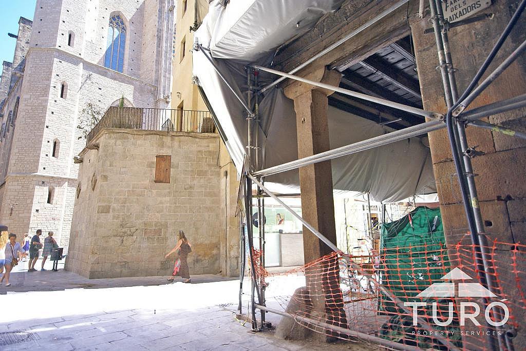 Imagen del inmueble - Local comercial en alquiler en calle De Les Caputxes, Born-Santa Caterina-Sant Pere-La Ribera en Barcelona - 303610182