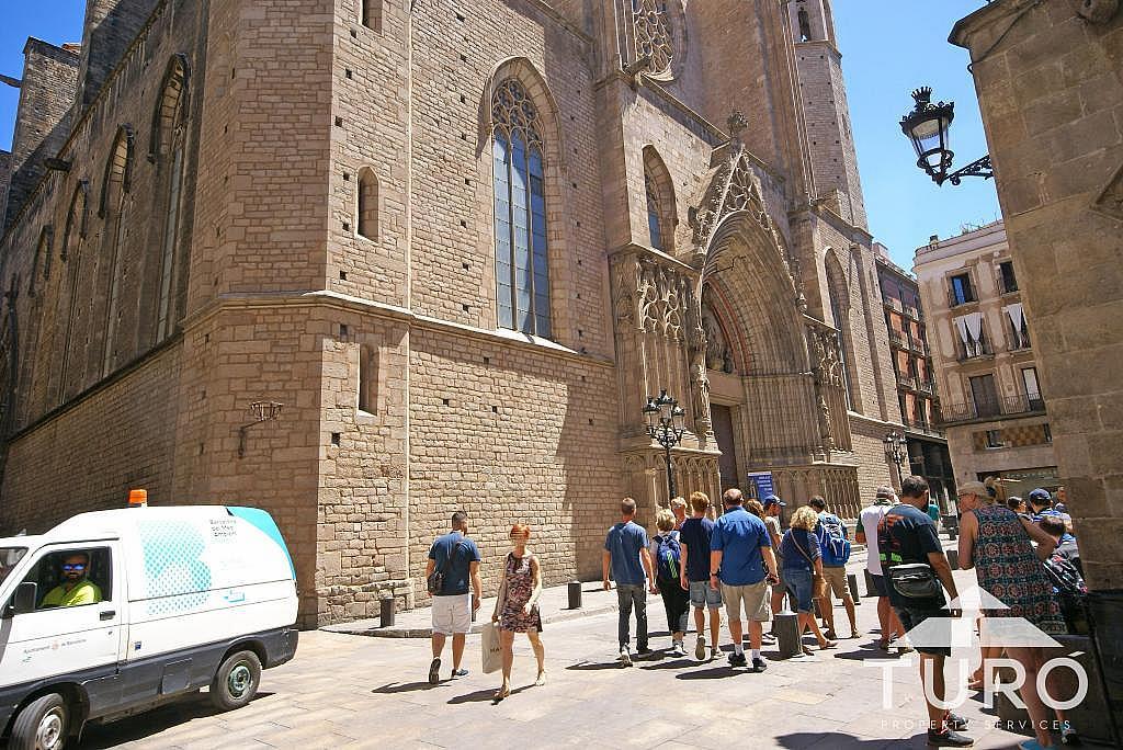 Imagen del inmueble - Local comercial en alquiler en calle De Les Caputxes, Born-Santa Caterina-Sant Pere-La Ribera en Barcelona - 303610185