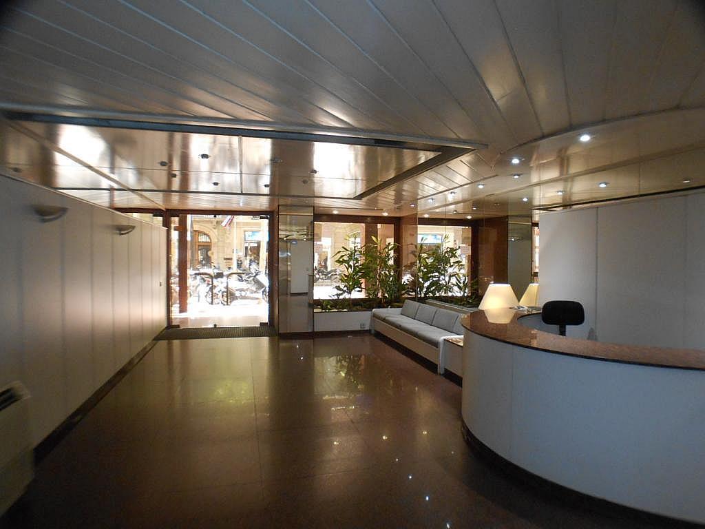 Imagen del inmueble - Oficina en alquiler en calle Del Consell de Cent, Eixample en Barcelona - 303610281