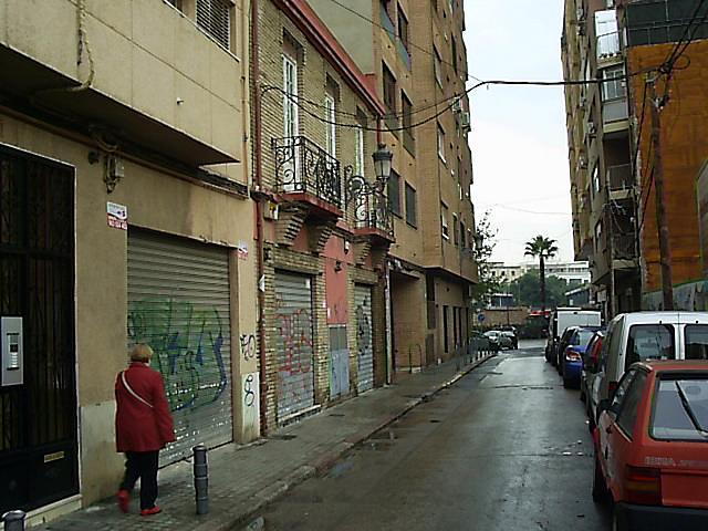 Local en alquiler en calle Cerdá y Rico, Soternes en Valencia - 250452535
