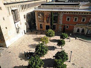 Despacho en alquiler en plaza Patriarca, La Seu en Valencia - 316039481