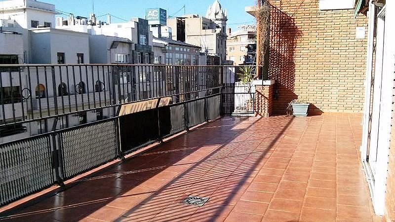 Ático en alquiler en calle Colón, La Seu en Valencia - 345973325
