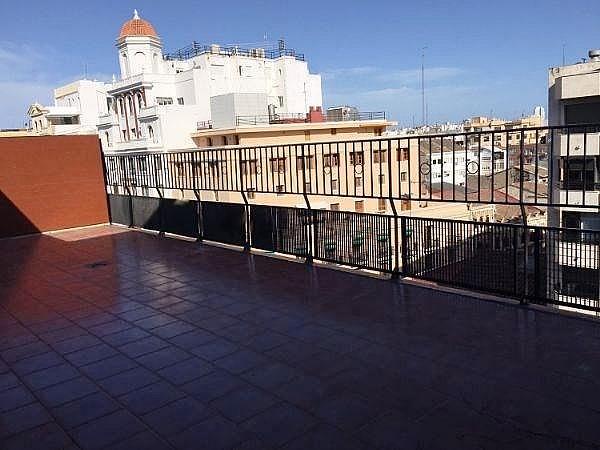 Ático en alquiler en calle Colón, La Seu en Valencia - 345973377