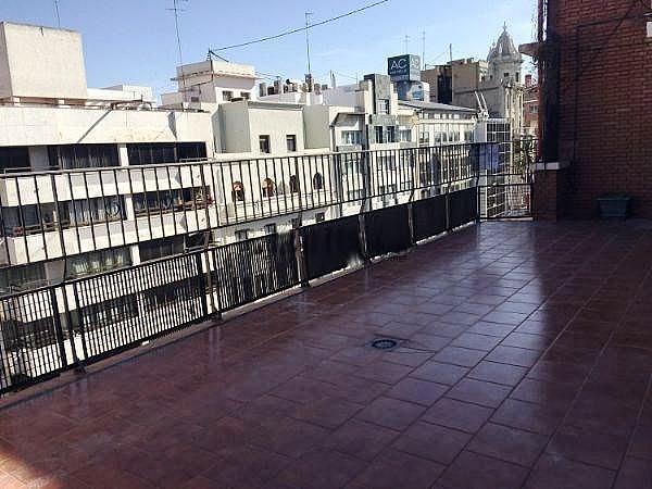 Ático en alquiler en calle Colón, La Seu en Valencia - 345973378