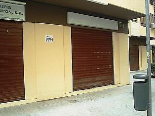 Detalles - Local comercial en alquiler en calle Gongora, Campanar en Valencia - 141530912