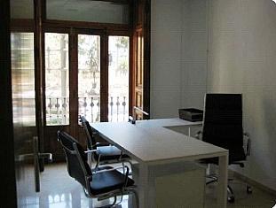 Despacho en alquiler en plaza Canovas, L´Eixample en Valencia - 197029782