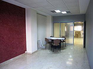 Despacho en alquiler en calle Gran Via Germanias, L´Eixample en Valencia - 197058396