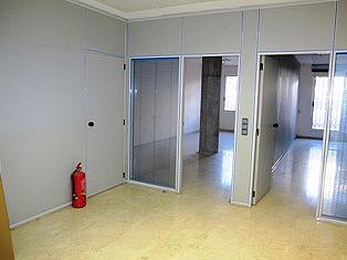 Despacho en alquiler en calle Gran Via Germanias, L´Eixample en Valencia - 197058436