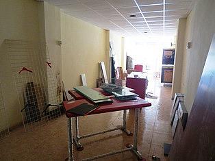 Local comercial en alquiler en calle Brasil, Nou Moles en Valencia - 316743879