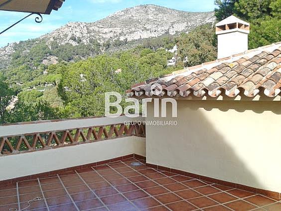 Chalet en alquiler en Pinares de San Antón en Málaga - 277618856