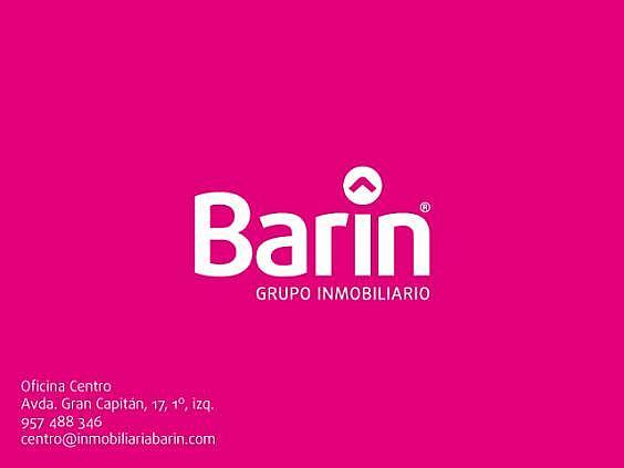 Piso en alquiler en Centro en Córdoba - 324301373