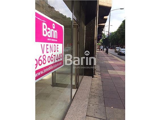Local en alquiler en calle Floridablanca, El Carmen en Murcia - 329016513