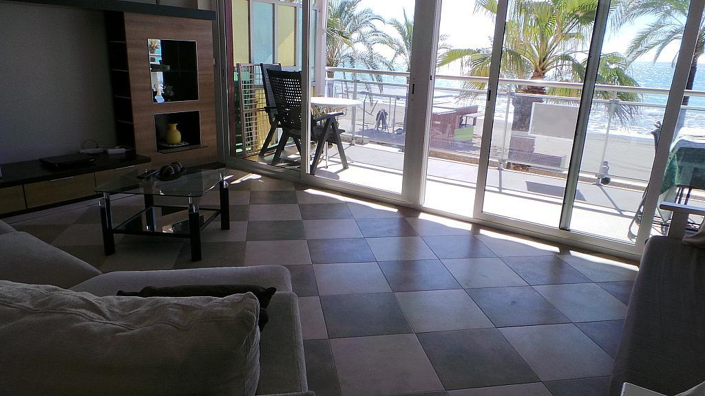 Salón - Apartamento en venta en calle Del Sol, Paseig miramar en Salou - 254566129