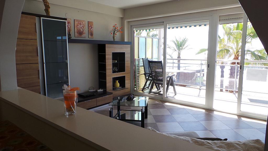 Salón - Apartamento en venta en calle Del Sol, Paseig miramar en Salou - 254566143