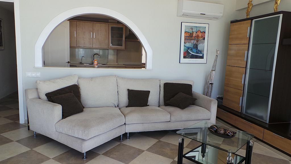 Salón - Apartamento en venta en calle Del Sol, Paseig miramar en Salou - 254566166