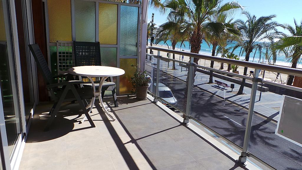 Terraza - Apartamento en venta en calle Del Sol, Paseig miramar en Salou - 254566296