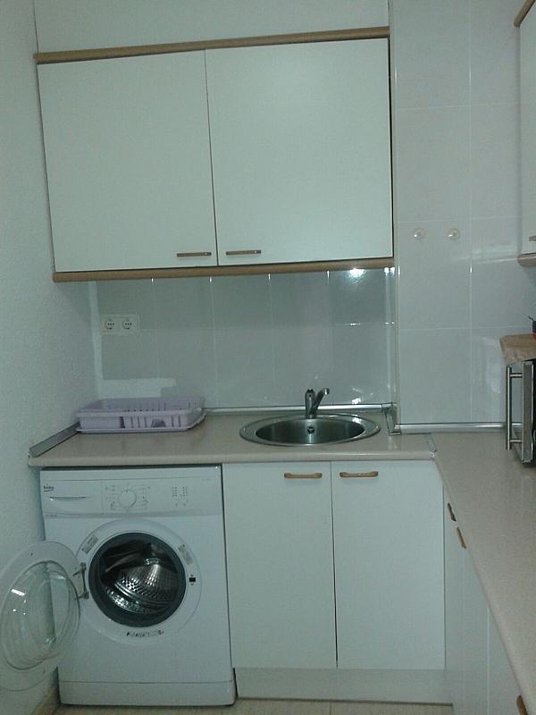 Cocina - Apartamento en venta en calle Barcelona, Poble en Salou - 295691108