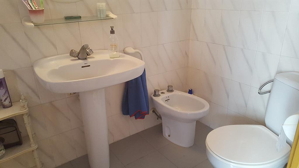 Baño - Apartamento en venta en calle Colón, Capellans o acantilados en Salou - 304018796