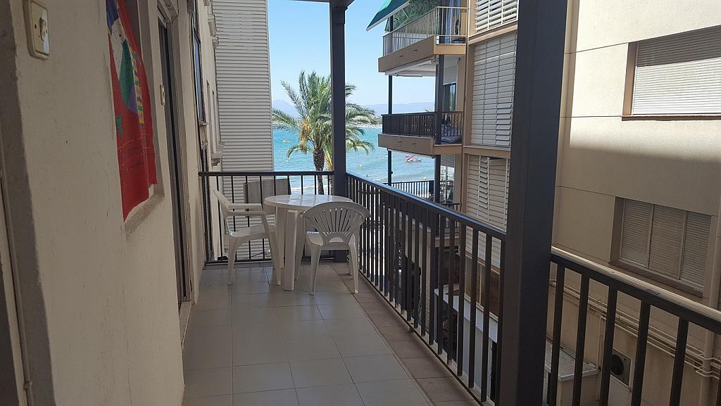 Terraza - Apartamento en venta en calle Colón, Capellans o acantilados en Salou - 304018821