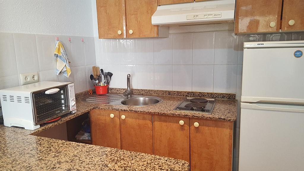 Cocina - Apartamento en venta en calle Colón, Capellans o acantilados en Salou - 304018829