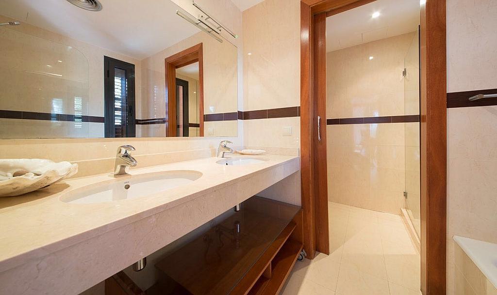 Baño - Piso en alquiler en urbanización Bonmont, Mont-Roig del Camp - 316012594