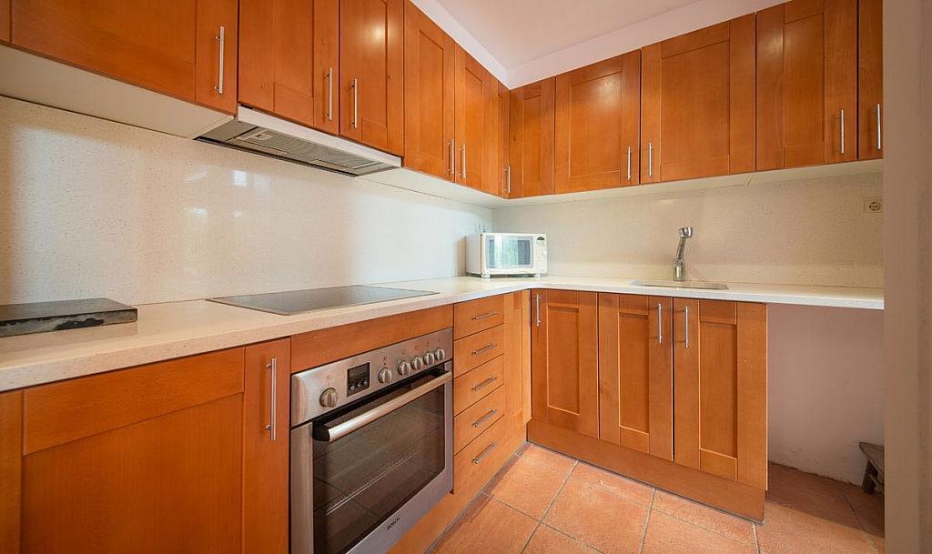 Cocina - Piso en alquiler en urbanización Bonmont, Mont-Roig del Camp - 316012596