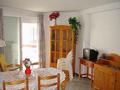 Comedor - Apartamento en venta en calle Josep Carner, Paseig jaume en Salou - 193304866