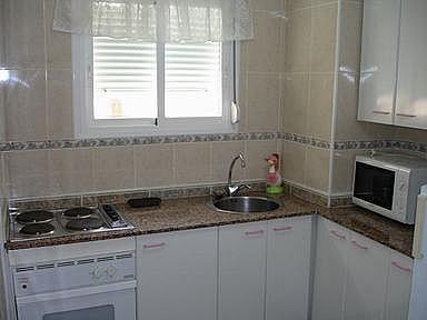 Cocina - Apartamento en venta en calle Josep Carner, Paseig jaume en Salou - 193304868