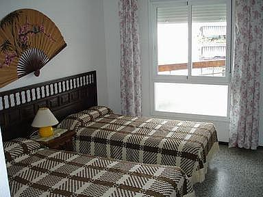 Dormitorio - Apartamento en venta en calle Josep Carner, Paseig jaume en Salou - 193304878