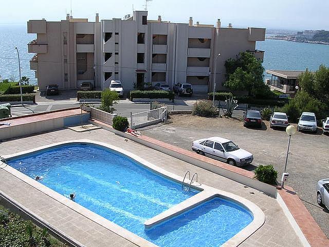 Piscina - Apartamento en venta en calle Cala de la Font, Cap salou en Salou - 193307376