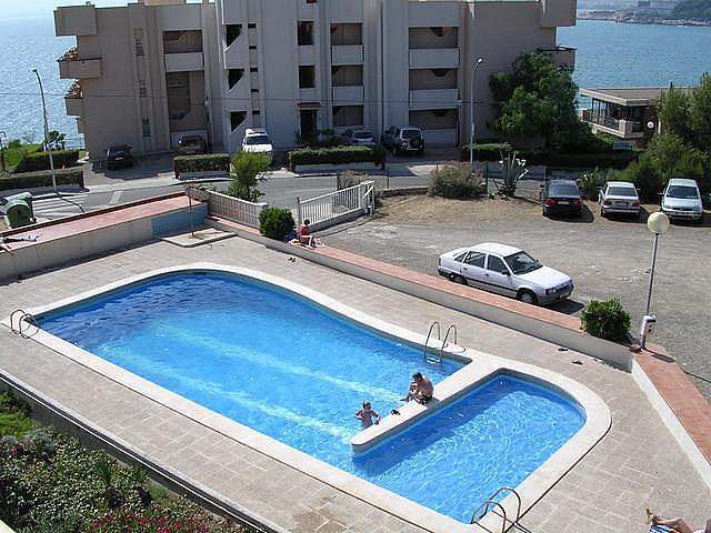 Piscina - Apartamento en venta en calle Cala de la Font, Cap salou en Salou - 193307383