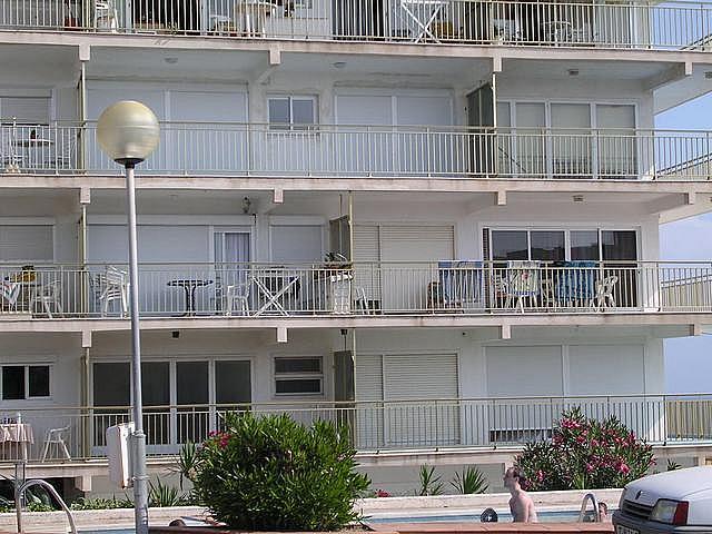 Fachada - Apartamento en venta en calle Cala de la Font, Cap salou en Salou - 193307391