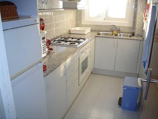 Cocina - Apartamento en venta en calle Cala de la Font, Cap salou en Salou - 193307395