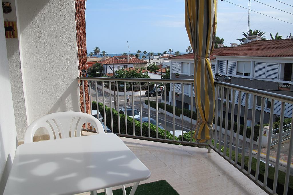 Terraza - Apartamento en venta en calle Felip Pedrell, Vilafortuny en Cambrils - 204390661