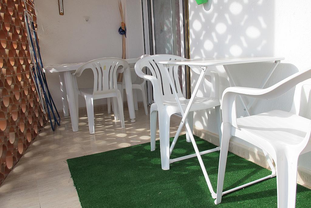 Terraza - Apartamento en venta en calle Felip Pedrell, Vilafortuny en Cambrils - 204390721