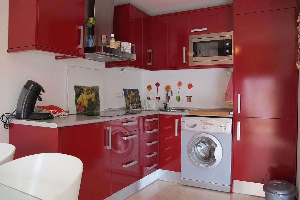 Cocina - Apartamento en venta en calle Felip Pedrell, Vilafortuny en Cambrils - 204390746